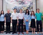 新丝路协会访问广东省