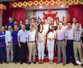 西班牙市民党马德里议会党团团长Begoña率团走访华人社区
