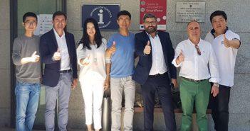 La Mancomunidade do Salnés trata aspectos de promoción turística con el mercado chino